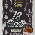 13 Ghosts (1960) - William Castle DVD