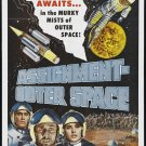 Assignment Outer Space (1960) DVD