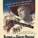 Along The Great Divide (1951) - Kirk Douglas DVD