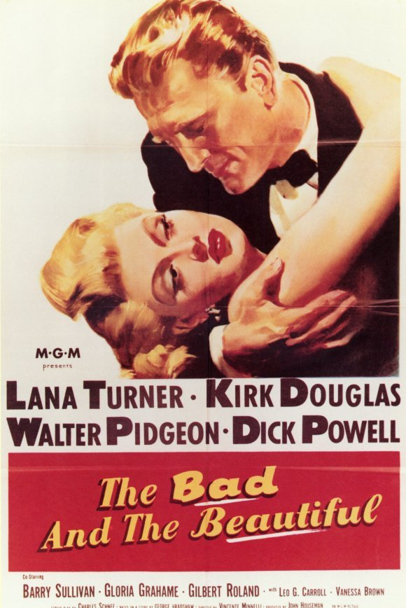 The Bad And The Beautiful (1952) - Kirk Douglas DVD