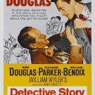 Detective Story (1951) - Kirk Douglas DVD