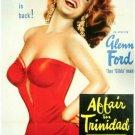 Affair In Trinidad (1952) - Rita Hayworth DVD