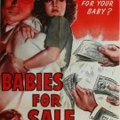 Babies For Sale (1940) - Glenn Ford DVD