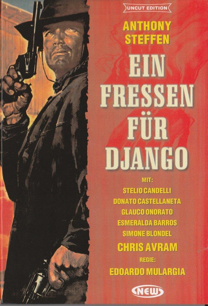 A Man Called Django (1972) UNCUT DVD