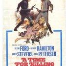 A Time For Killing (1967) - Glenn Ford DVD