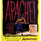 Apache (1954) - Burt Lancaster DVD
