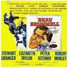 Beau Brummell (1954) - Stewart Granger DVD