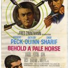 Behold A Pale Horse (1964) - Gregory Peck DVD