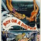 Boy On A Dolphin (1957) - Alan Ladd DVD