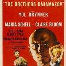 Brothers Karamazov (1958) - Yul Brynner DVD