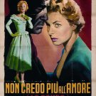 Fear (1954) - Ingrid Bergman DVD