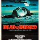 Dead And Buried (1981) - Robert Englund DVD
