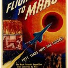Flight To Mars (1951) - Cameron Mitchell DVD