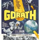 Gorath (1962) - Ishiro Honda DVD