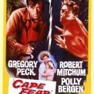 Cape Fear (1962) - Gregory Peck DVD