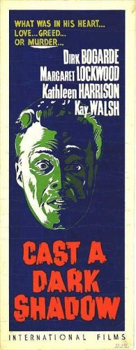 Cast A Dark Shadow (1955) - Dirk Bogarde DVD