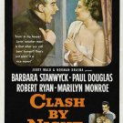 Clash By Night (1952) - Barbara Stanwyck DVD