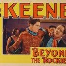 Beyond The Rockies (1932) - Tom Keene DVD