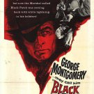 Black Patch (1957) - George Montgomery DVD