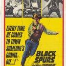 Black Spurs (1965) - Rory Calhoun DVD