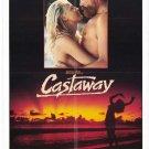 Castaway (1986) - Oliver Reed DVD