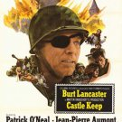 Castle Keep (1969) - Burt Lancaster DVD