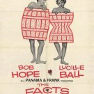 Facts Of Life (1960) - Bob Hope DVD