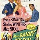 Meet Danny Wilson (1951) - Frank Sinatra DVD