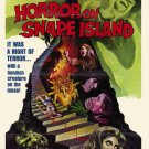Horror On Snape Island (1972) DVD
