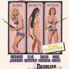Deadlier Than The Male (1967) - Elke Sommer DVD