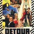 Detour (1945) - Edgar G. Ulmer DVD
