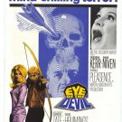 Eye Of The Devil (1966) - David Niven DVD