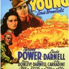 Brigham Young (1940) - Tyrone Power DVD