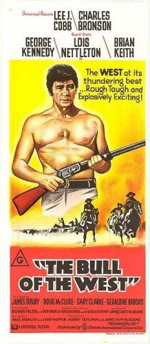 Bull Of The West (1971) - Charles Bronson DVD