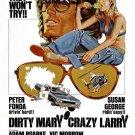Dirty Mary Crazy Larry (1974) - Peter Fonda DVD