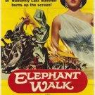 Elephant Walk (1954) - Elizabeth Taylor DVD