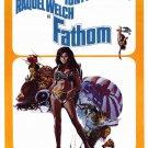 Fathom (1967) - Raquel Welch DVD