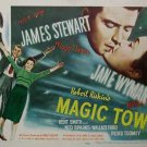 Magic Town (1947) - James Stewart DVD