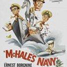 McHale´s Navy (1964) - Ernest Borgnine DVD