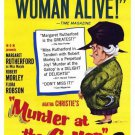 Miss Marple : Murder At The Gallop (1963) - M. Rutherford DVD