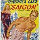 Saigon (1948) - Alan Ladd DVD