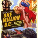 One Million B.C. (1940) - Victor Mature DVD