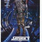 Saturn 3 (1980) - Kirk Douglas DVD