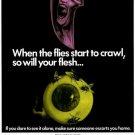 Four Flies On Grey Velvet (1971) - Dario Argento DVD