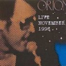 "Jimmy Ellis "" Orion "" - Live November 1996"