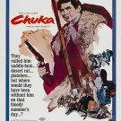 Chuka (1967) - Rod Taylor DVD