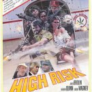 High Risk (1981) - Anthony Quinn DVD