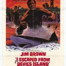 I Escaped From Devils Island (1973) - Jim Brown DVD