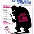 Pink Panther : The Return Of The Pink Panther (1975) DVD