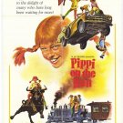 Pippi On The Run (1970) DVD